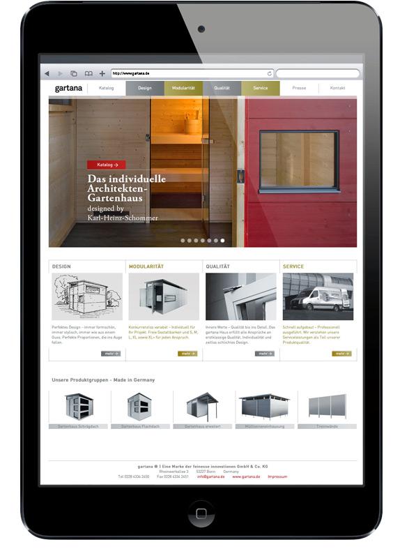 Gartana gartenarchitektur robert schwermer design kommunikation - Gartenarchitektur software ...